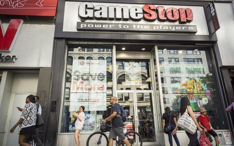 GameStop Wants to Be the 'Local Church' of Gaming