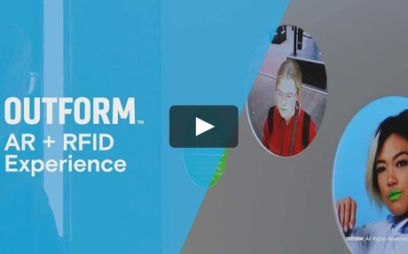 OUTFORM // Our AR + RFID Experience At EuroShop 2020