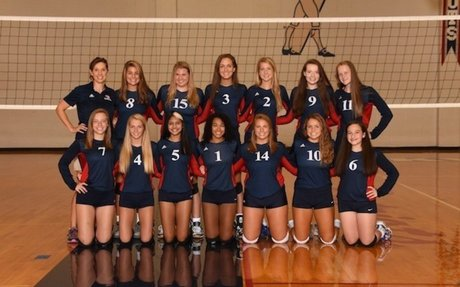 Parkway South Patriots | Girls Volleyball