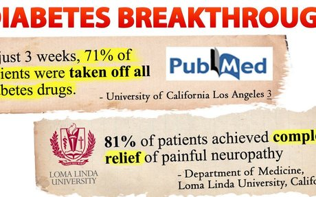 The Diabetes Breakthrough Your Doctor Won't Tell You About