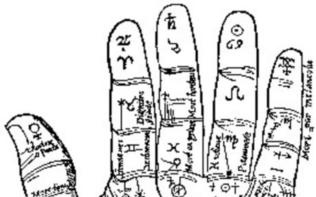Palmistry and reiki