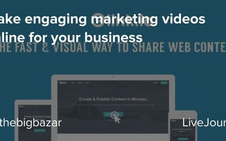 Make engaging marketing videos online for your business