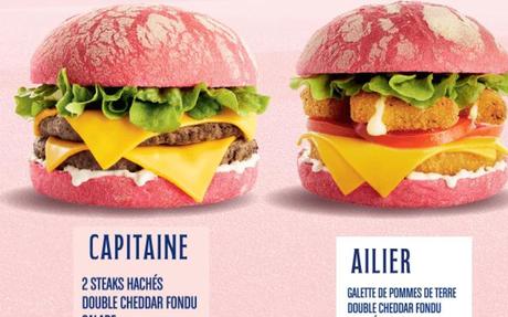 Burgers roses, crampons aiguilles... Quand le marketing autour de la Coupe du monde fém...
