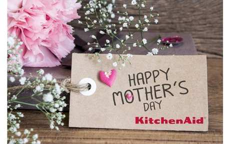 Mother's Day! Save 25% off KitchenAid COUNTER TOP APPLIANCES and more!