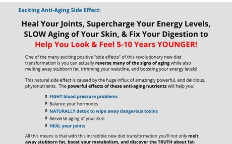 The Fat Burning Kitchen - Foods that Burn Fat, Foods that Make You Fat