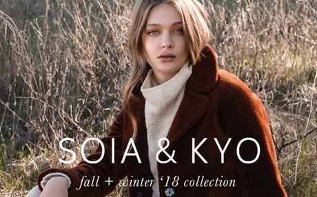 'SOIA & KYO' to Open First-Ever Retail Location