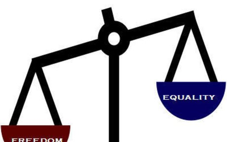 The Dangers of Artificial Equality Essay -- Freedom, Government, Balance