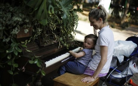 The best activity for your child's development isn't reading