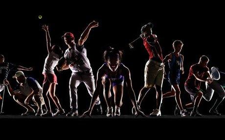 sports reduce stress - Google Scholar
