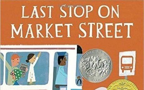 Last Stop on Market Street: Matt de la Peña