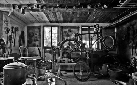 How Does an Old Bicycle Shop Correlate with Accounts Receivable Automation?