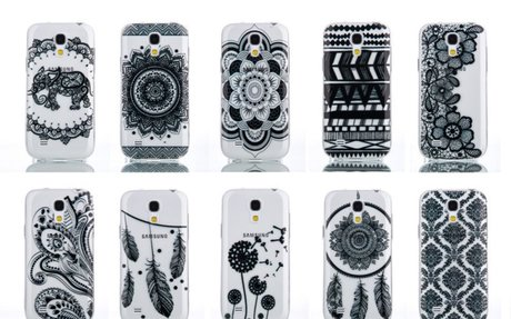 Case for Samsung Galaxy S4 Mini Soft TPU Silicone Shell Cases Cover for Samsung Galaxy S4