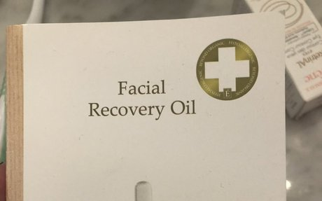 Eminence Organic Skincare Facial Recovery Oil