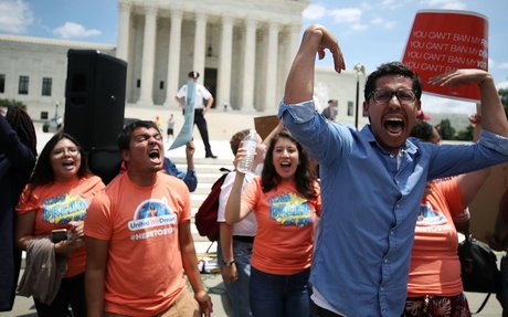 Supreme Court still divided along ideological lines on illegal immigration