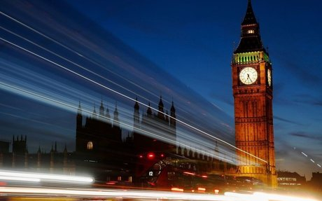 London's Big Ben to Fall Silent Next Week for Four Years