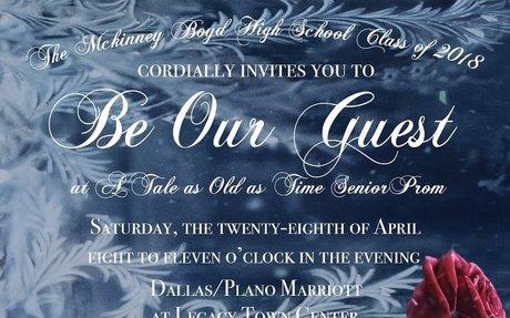 Prom Invite