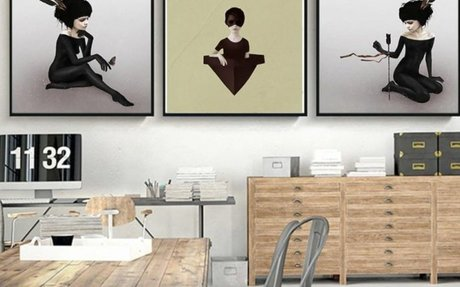 Benefits offered by Wall Art Poster Prints