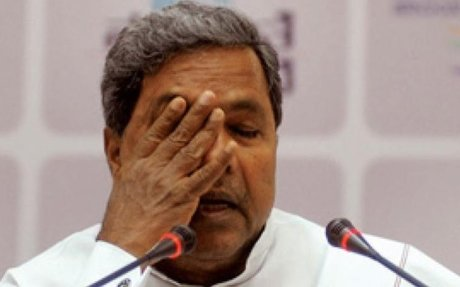 Another Lokayukta complaint against CM Siddaramaiah, this time over ads in bus shelters