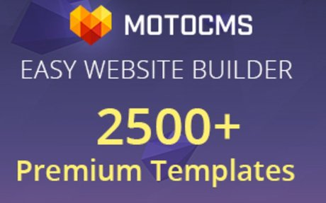 831 Website Builder MotoCMS 3.0 Pro Templates and Admin Panel