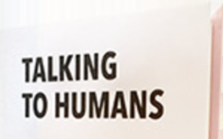 Talking to Humans, by Giff Constable