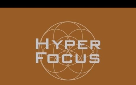 Hyper Focus Meditation Music - Super Concentration - Lambda Monaural Beats
