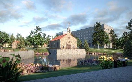 Wolf Lakes Village Proposed Italian Style Development