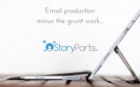 StoryPorts - Contact StoryPorts Anytime You Need Us