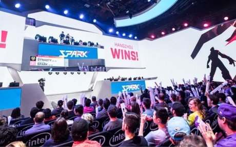 Esports' Quest for the Average Minute Audience