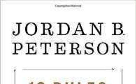 12 Rules for Life: An Antidote to Chaos: Jordan B. Peterson: 9780345816023: Amazon.com: Bo