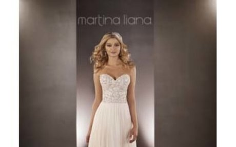 Martina Liana 646 Bridal gowns, Bridal Store Walnut Creek | Flares Bridal