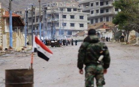 14 محاولة انتحار في مضايا والوعر المحاصرتين