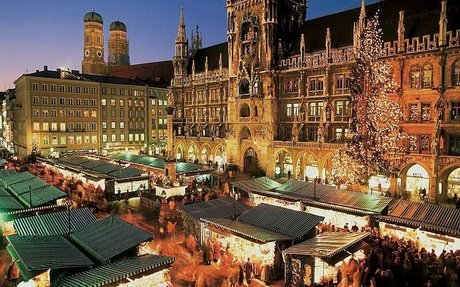 Best Things to do at Christmas Around the World