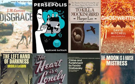 50 Novels Guaranteed to Make You a Better Person