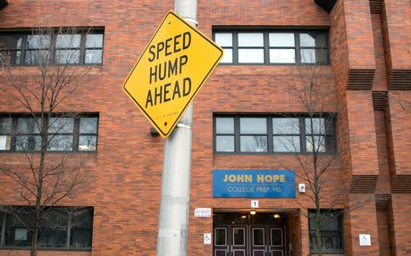 The Cause And Effect Of Chicago School Closures