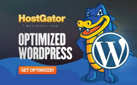 HostGator Get started with WordPress!Learn more about our premium WordPress hosting plans!