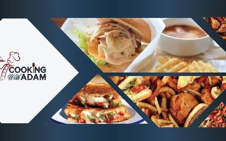 Official Website for CookingWithAdam.com