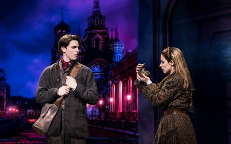 Read Reviews for Anastasia on Broadway | Playbill