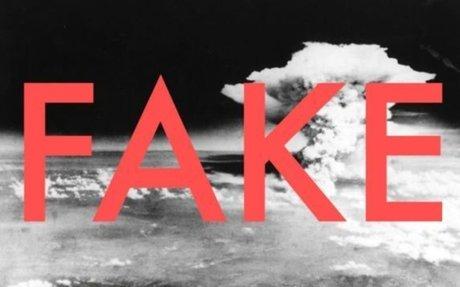 El hongo nuclear de la foto más icónica de Hiroshima en realidad no es un hongo nuclear