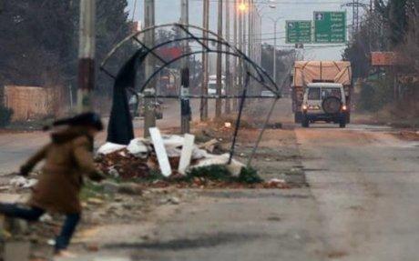 شبان في مضايا يهربون من الحصار بالانتحار - مدار اليوم