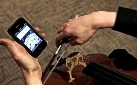 New technology is changing classical music performance