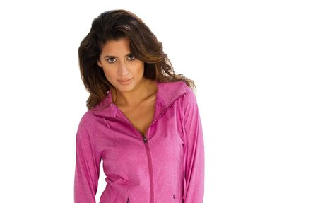 Cool Pink Hoodies for Women