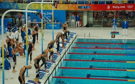 Super Stylish Swimming