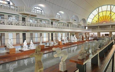 La piscine de Roubaix, un patrimoine industriel devenu musée