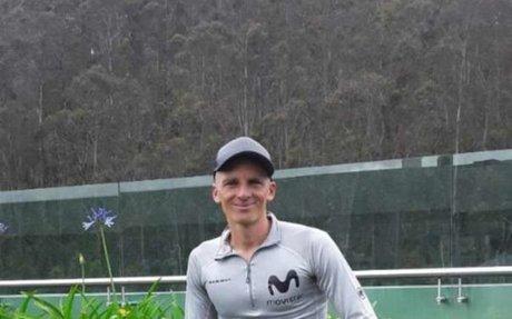 El ecuatoriano Karl Egloff logra récord mundial - La Hora