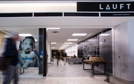 Flexible Workspace Company LAUFT 1ST Mall Location in Canada with Plans for Global Expansi