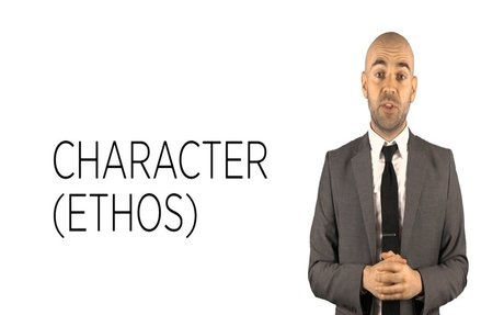 What is Character? (Ethos) | How to Craft an Argument