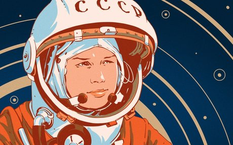 The Flight of the Seagull: Valentina Tereshkova, Cosmonaut