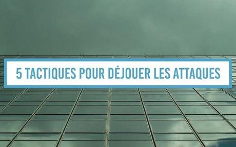 """Céline Vallières on LinkedIn: """"** 5 tactiques pour déjouer les attaques en négociation **"""