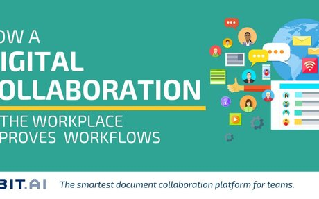 How a Digital Collaboration in the Workplace Improves Workflows - Bit Blog