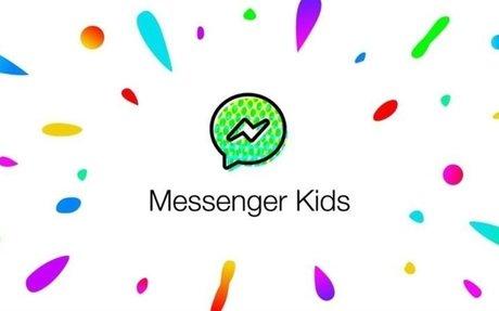 Facebook llança Messenger Kids, un xat pels nens i nenes.